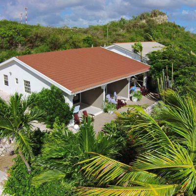 Appartementen op Curacao